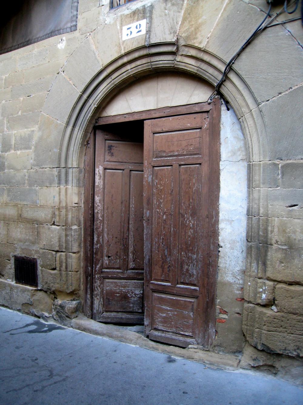 Puerta abierta (Foto: José Manuel Martos Ortega)